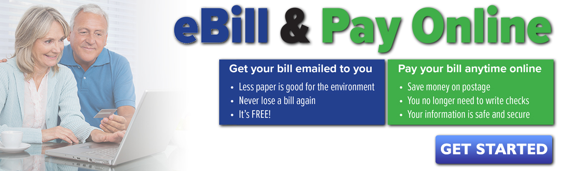 eBill and Pay Online